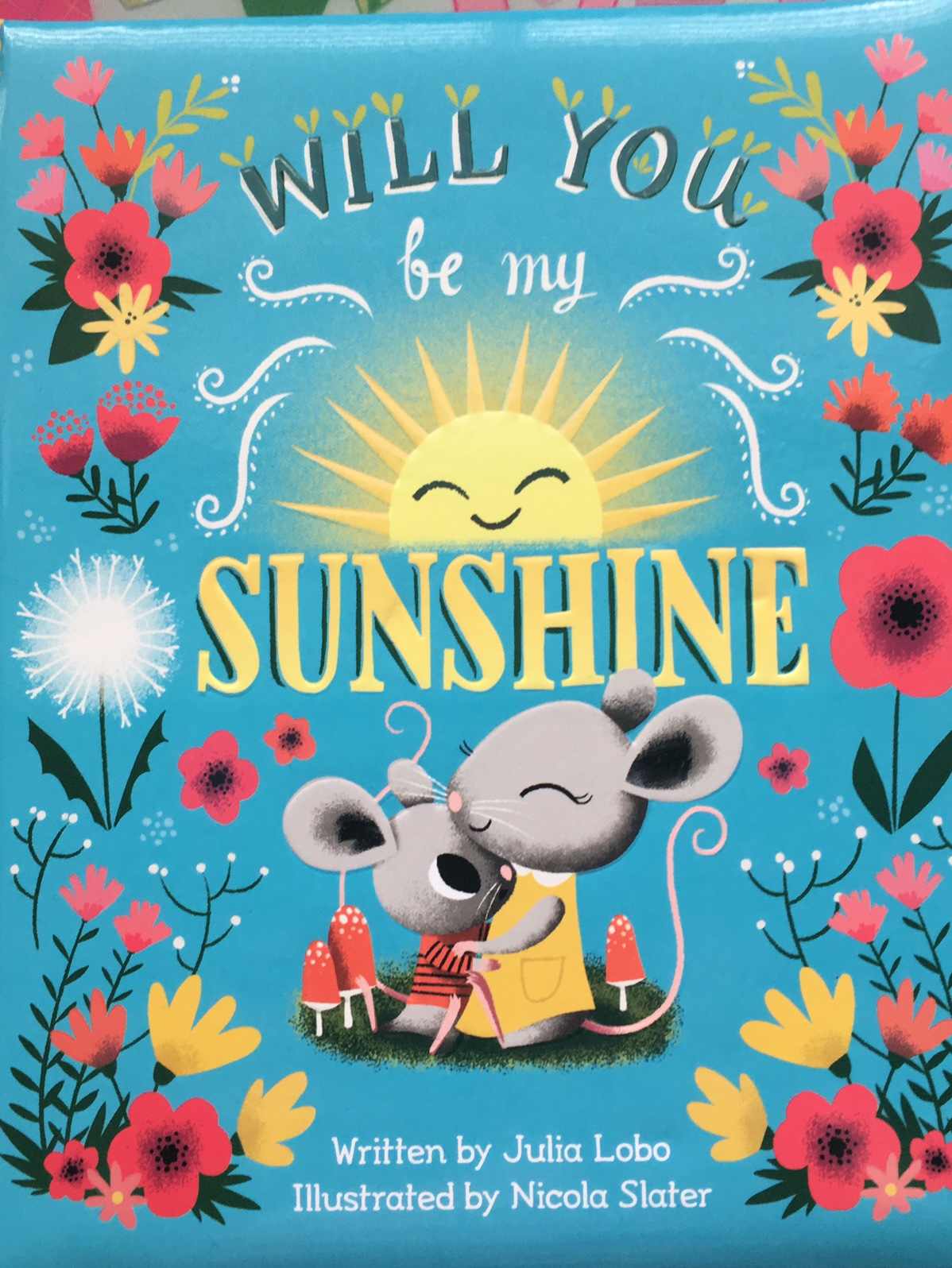 will you be my sunshine couverture