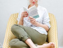 Anne-Solange, 38 ans, créatrice du Blog «Cachemire et Soie» et du Blog mariage «Un Beau Jour»