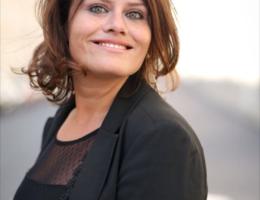 Le sourire et l'optimisme de Catherine Testa 34 ans vont changer votre vie